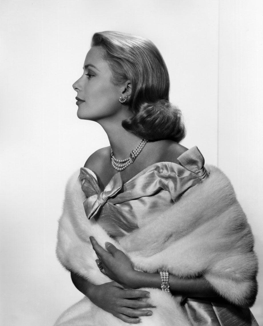 Princess Grace, 1956