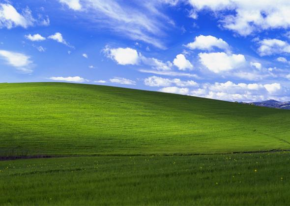 Charles Orear Is The Photographer Who Took The Windows Xp