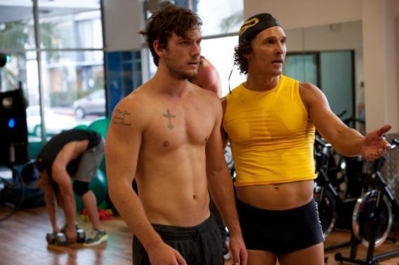 Matthew McConaughey is Dallas in Magic Mike
