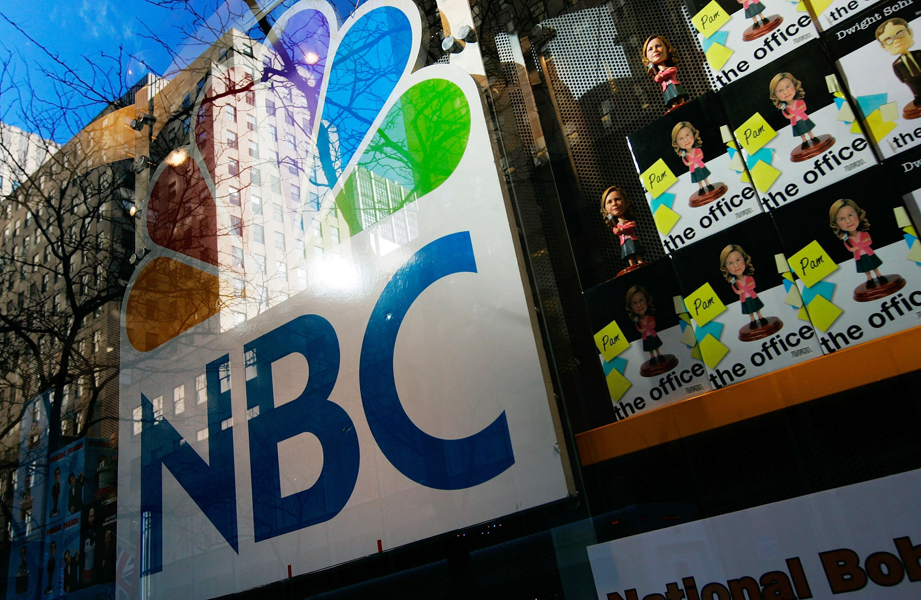 NBC's Olympics coverage has been flawless, according to NBC.