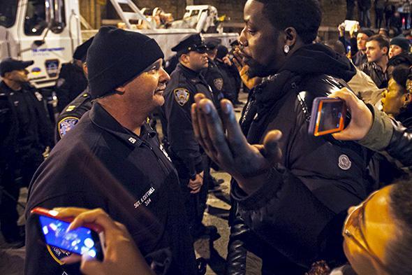 Garner Protest Dec 3 2014