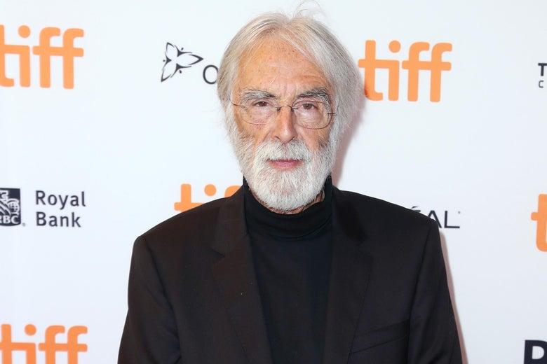 Director Michael Haneke.