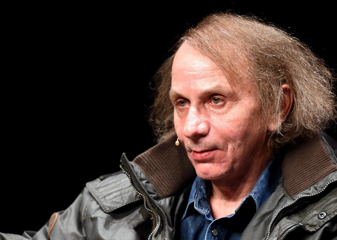 Michel Houellebecq: A writer who benefits from translation.