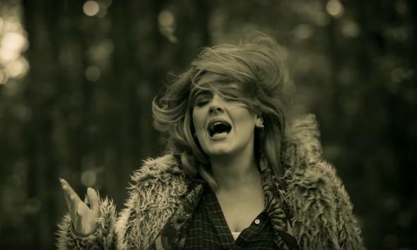 """Adele in """"Hello"""""""