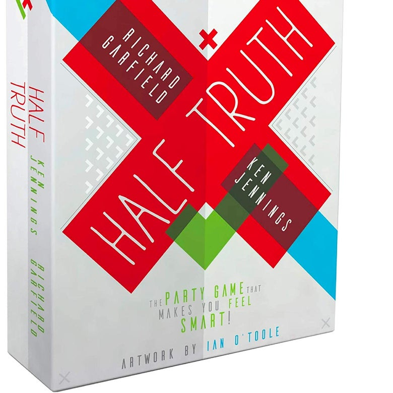 The box of Half Truth.