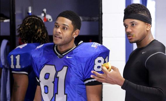 "Marion ""Pooch"" Hall Jr as Derwin in BET's The Game."