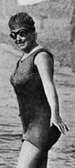 Annette Kellerman circa 1905.