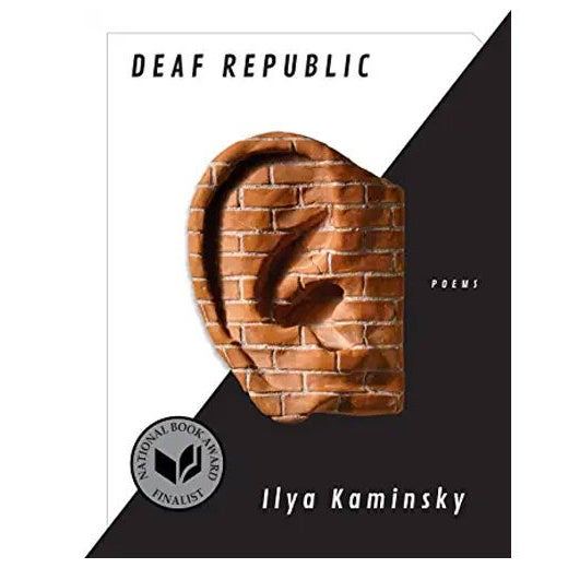 Deaf Republic cover