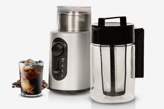 Life Smart USA Cold Brew Full Set.