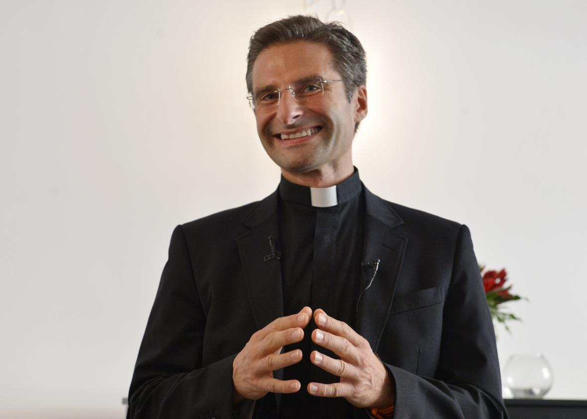 Homosexual priest