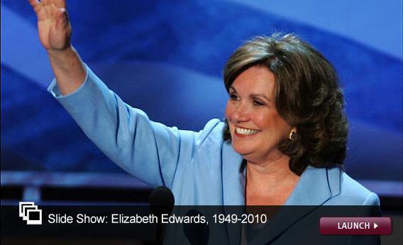 Photographs of Elizabeth Edwards, 1949-2010