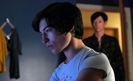Still of Ezra Miller in 'We Need to Talk About Kevin.'