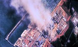 Fukushima nuclear power plant. Click image to expand.