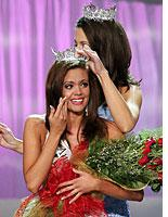 The new Miss America: Jennifer Berry. Click image to expand.