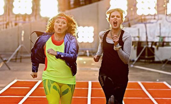 AbFab Olympic Special.
