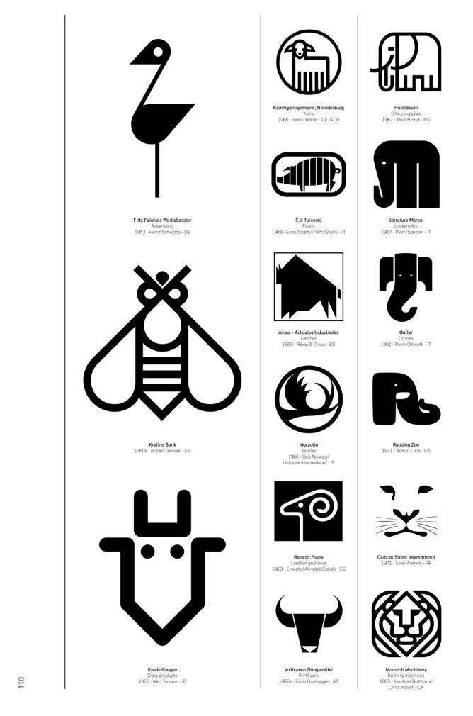 كتاب logo modernism
