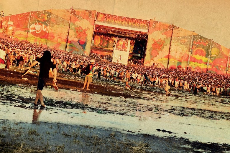 The Director of HBO�s Woodstock �99 Documentary on Why It All Went So Wrong