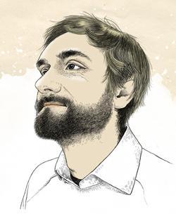 Author Stephen Coles