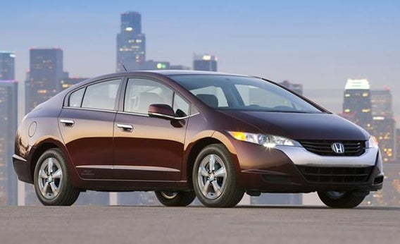 Hydrogen fuel cell cars: Honda's Clarity and Toyota models