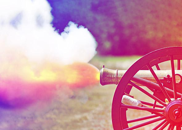 The Great Cannon.