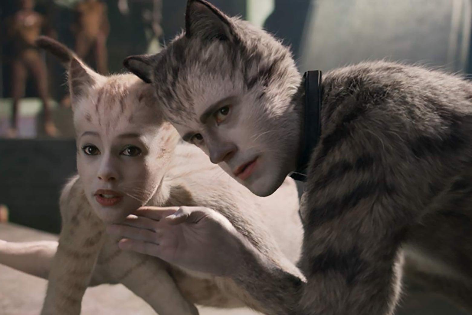 Cats Universal is releasing a new version of Tom Hooper\u0027s