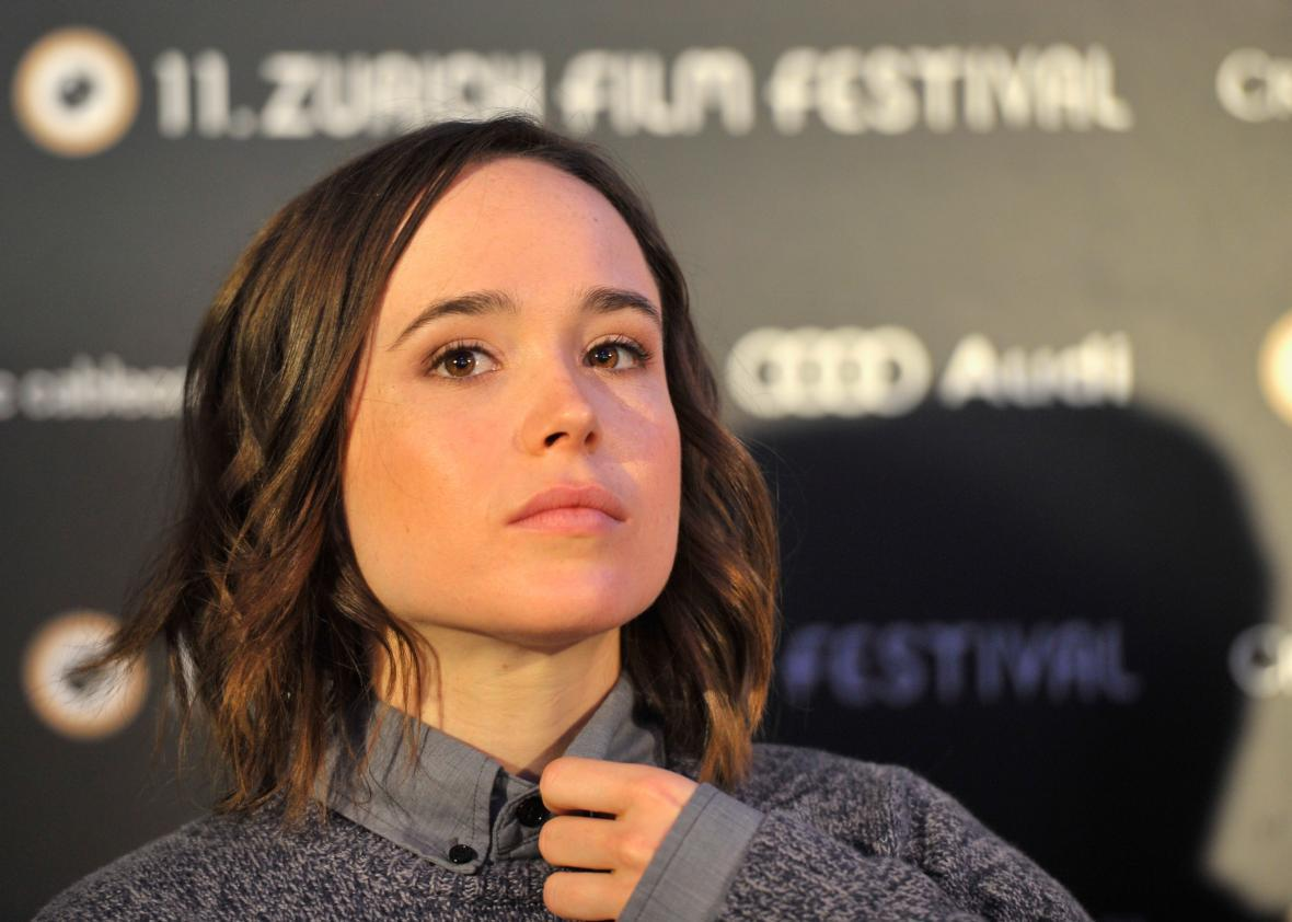 Image result for ellen page