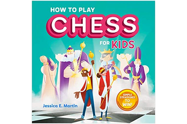 How to Play Chess for Kids book jacket