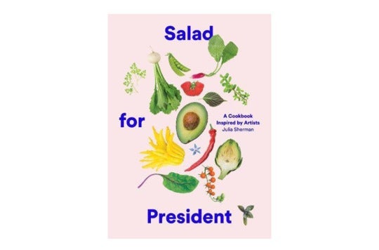 Salad for President book.