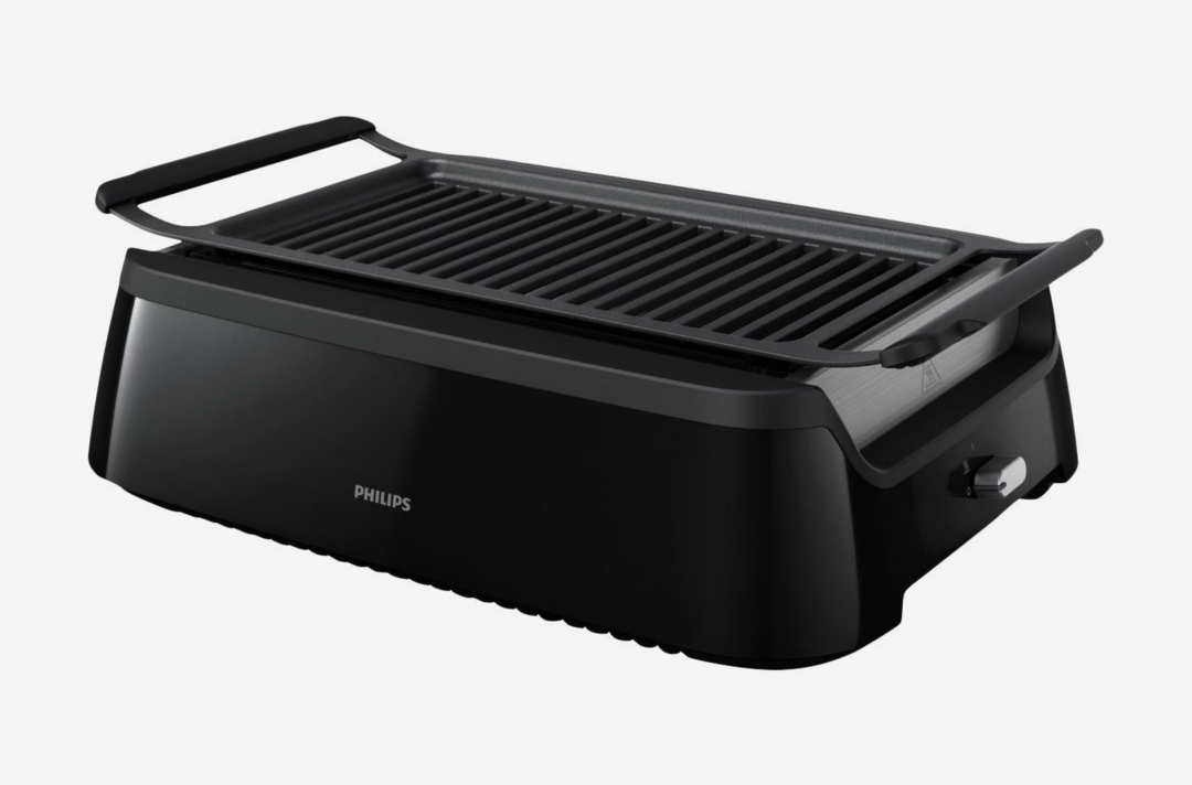 Philips Smoke-Less Indoor Grill HD6371/94.