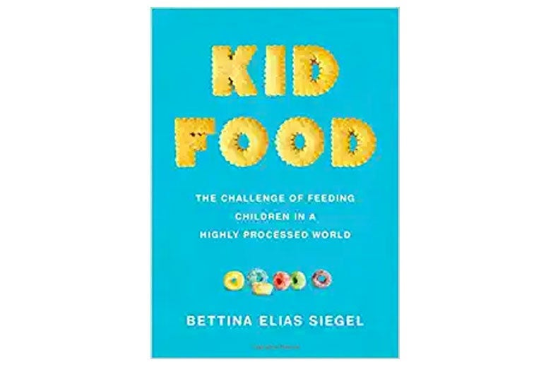 Kid Food book cover.