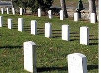 The academy graveyard