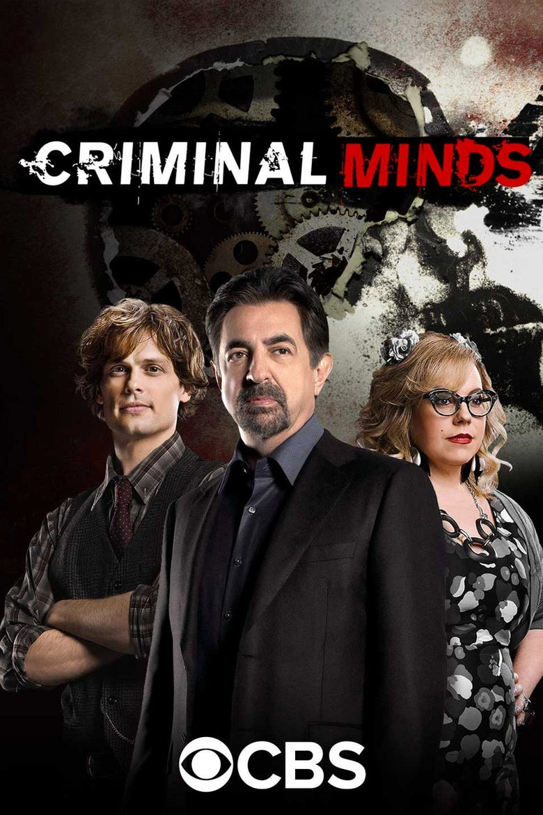 Cover art for Criminal Minds.
