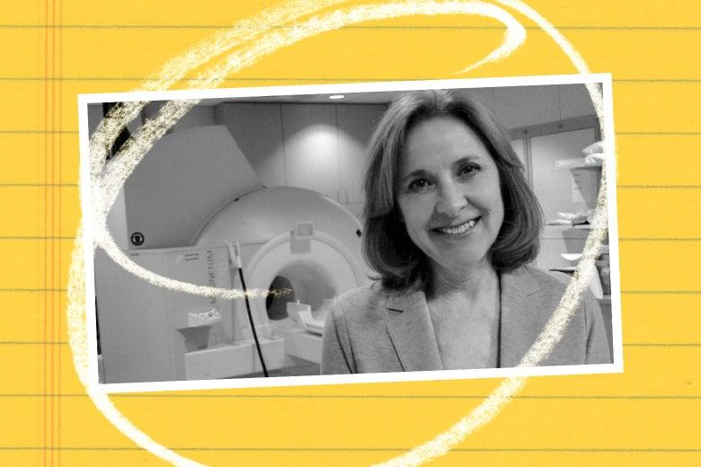 Helen Fisher smiling