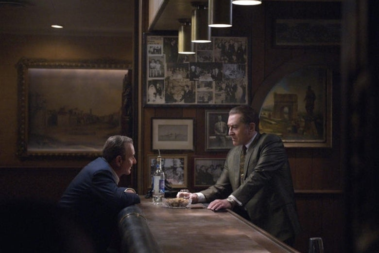 The Irishman Finds Scorsese, De Niro, and Pacino All Doing Their Best Work in Years