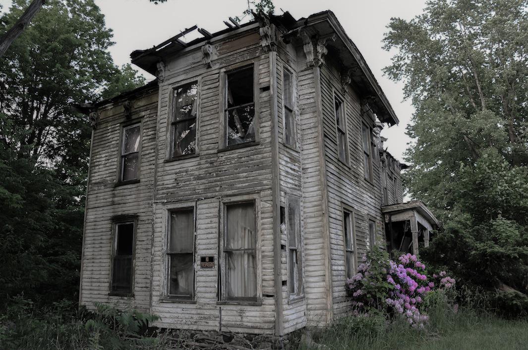 A Spooky House