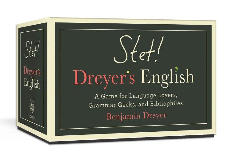 STET! Dreyer's English