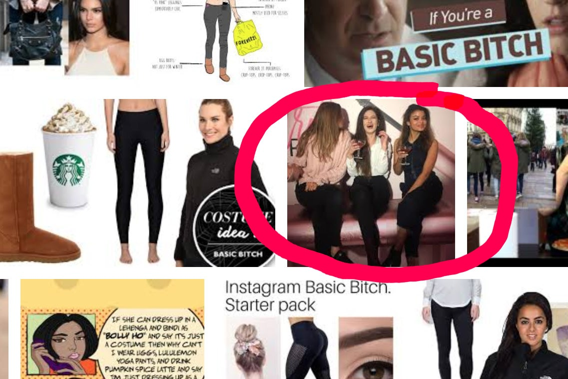 "Image search results for ""basic bitch"""