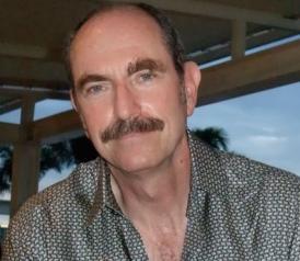 Author David Halperin.