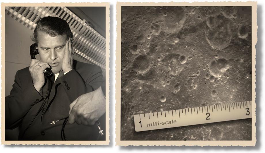 Thomas Herbrich, moon landing