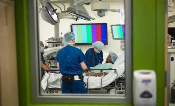 Organ donation at Johns Hopkins