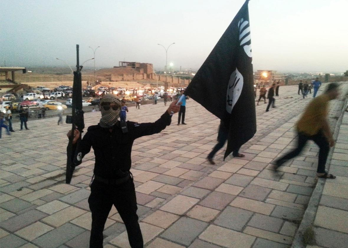 ISIL Mosul