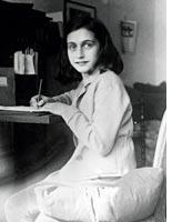 Anne Frank. Click image to expand.