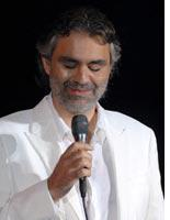 Andrea Bocelli. Click image to expand.