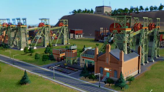 Sneedville's mines.