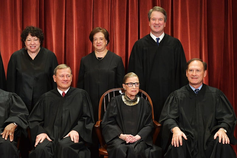 Which Supreme Court Justice Gets Interrupted The Most?