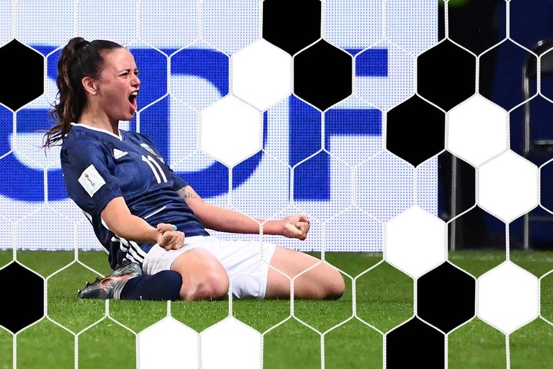 Argentina and Scotland Played the World Cup's Most Exciting Game Yet