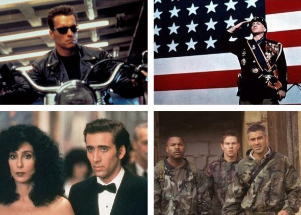 Terminator 2, Patton, Moonstruck, and Three Kings are just a few of the great movies that expire on July 1.