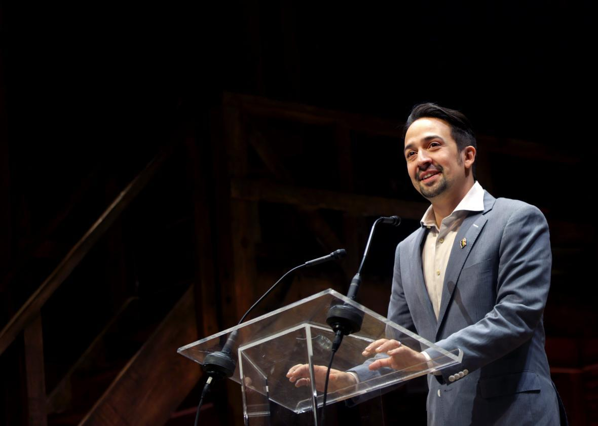 Could Lin-Manuel Miranda become the youngest EGOT winner ever?