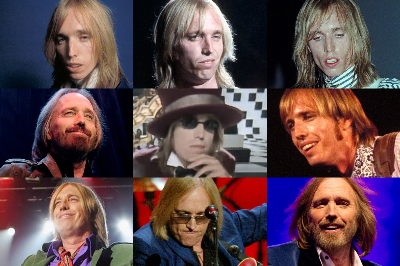 Tom Petty spanned classic, country, heartland rock, new wave, dance pop, and grunge over nearly 40 years.