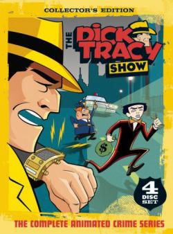 The Dick Tracy Show DVD set.